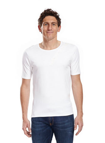 Lewis White t-shirt