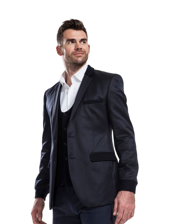 James Anderson Suit