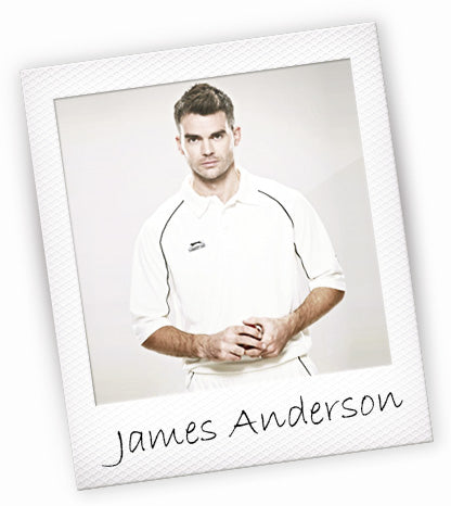 James Anderson for Chess London