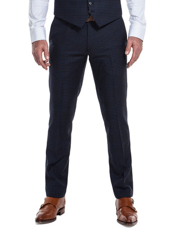 Hawthorn Check Trouser