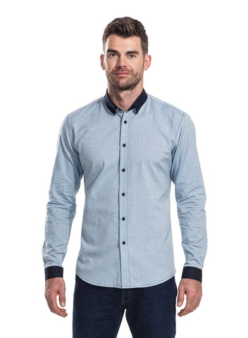 Adelaide Light Blue shirt