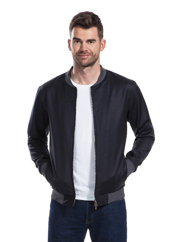 The Belvedere Bomber jacket