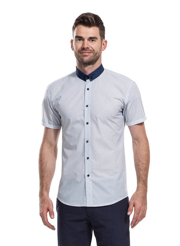 Sunningdale Grey Shirt from the James Anderson Collection