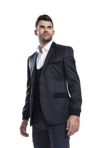 The Woburn Navy blazer from the James Anderson Collection