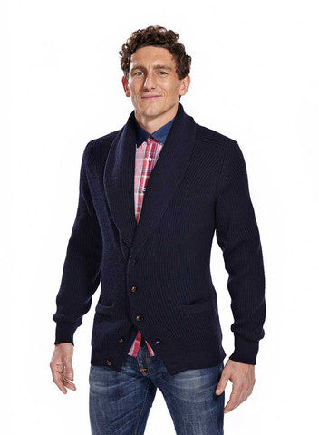 Scott Thick knit cardigan