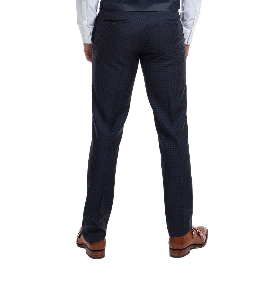 Hawthorn Check Trousers