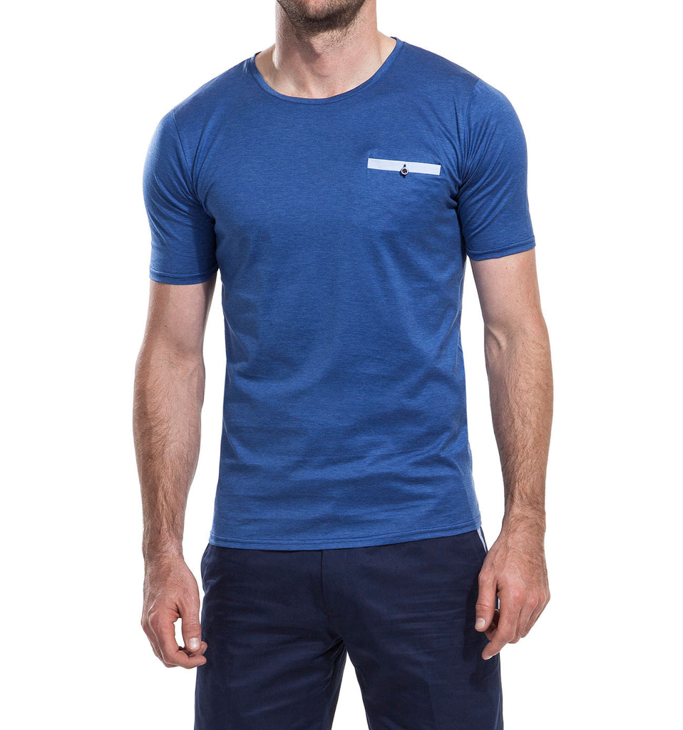 Falmouth Blue T-Shirt