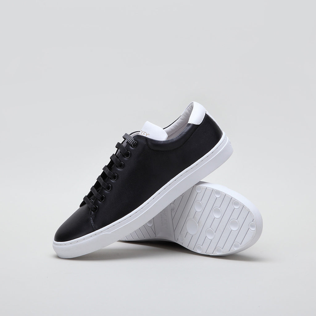 Jim Rickey Club Trainers Black