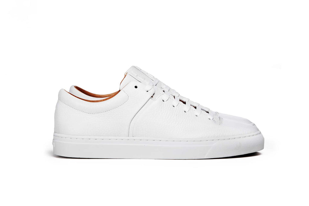 Jim Rickey Cloud Trainers White