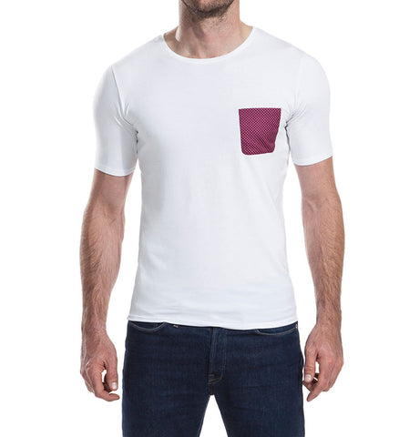 Pendle White T-Shirt