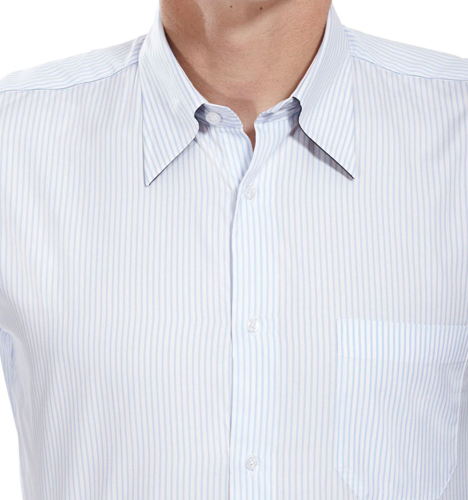 Jimmy Blue Striped Shirt