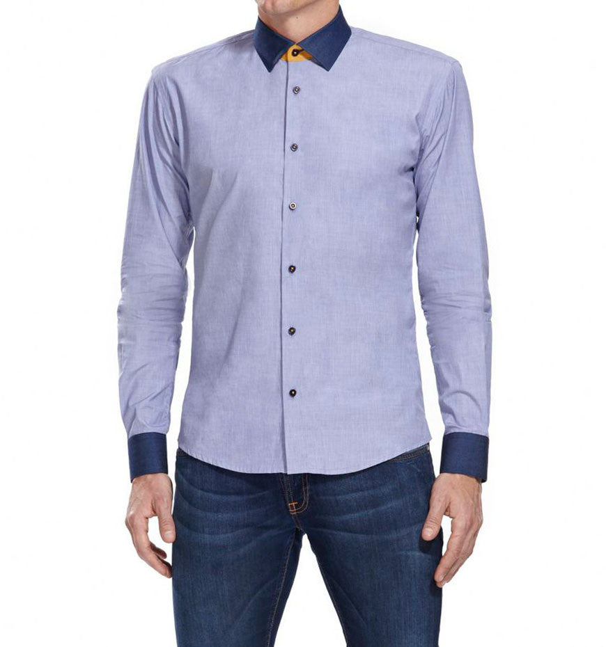 Neville Light Blue Shirt