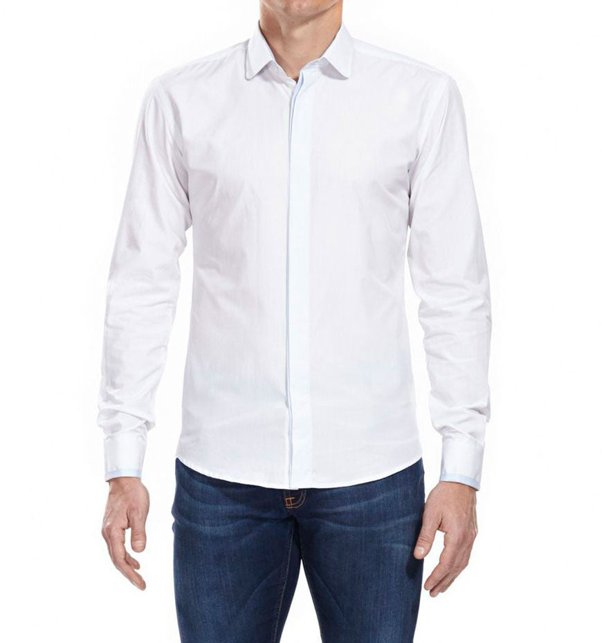 Sidney White Shirt