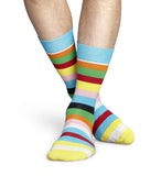 Multicolour Stripe Mens Happy Socks