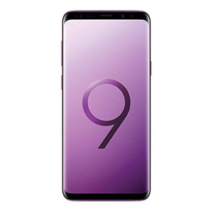 "Samsung Galaxy S9 Plus (6.2"", Dual SIM) 64GB SM-G965F/DS Factory Unlocked LTE Smartphone (Lilac Purple) - International Version"