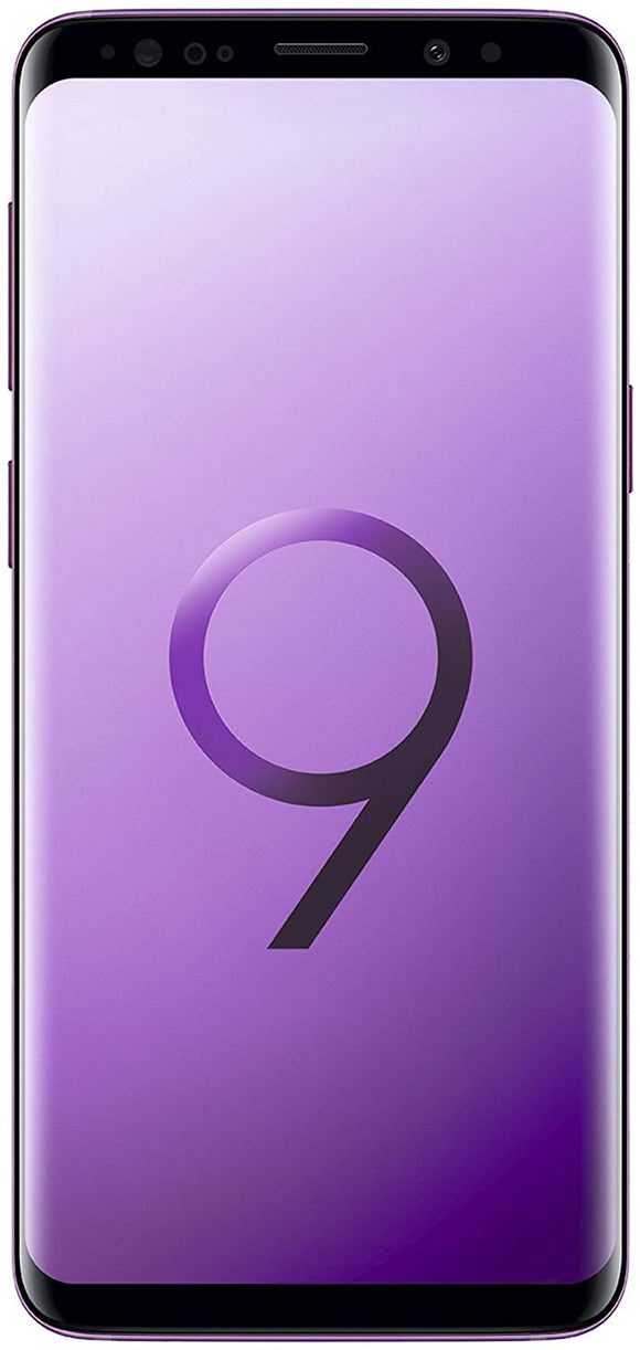 Samsung Galaxy S9 (SM-G960F/DS) 4GB / 64GB 5.8-inches LTE Dual SIM Factory Unlocked - International Stock No Warranty (Titanium Gray)