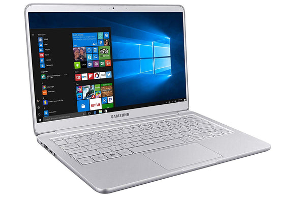 Samsung Notebook 9 NP900X5J i7-7500U 8GB 256GB SSD 15-inch 1920x1080 Windows 10 Ultra Thin Laptop