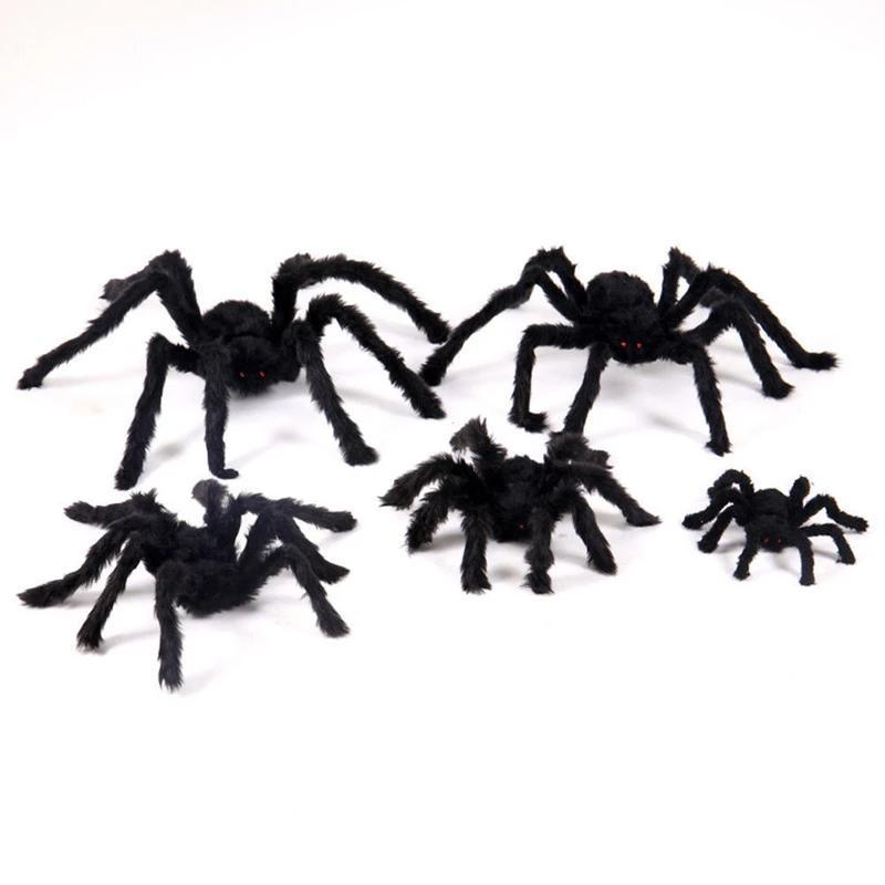 Hairy Giant Spider Decoration