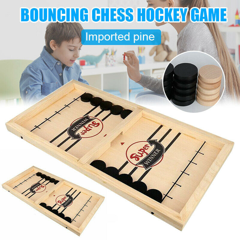 Table Desktop Battle Ice Hockey Game