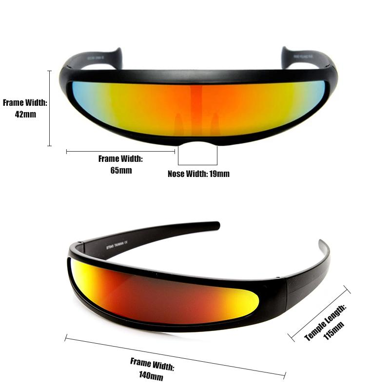 New photosensitive night vision glasses