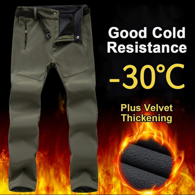 Hirundo Anti-Cold & Water-Proof Winter Pants - PAPA BEAR HOME
