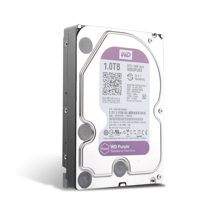 3.5-inch Surveillance Hard Drives for DVR & NVR Security Systems