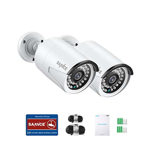2MP 1080p Full HD PoE IP Security Camera