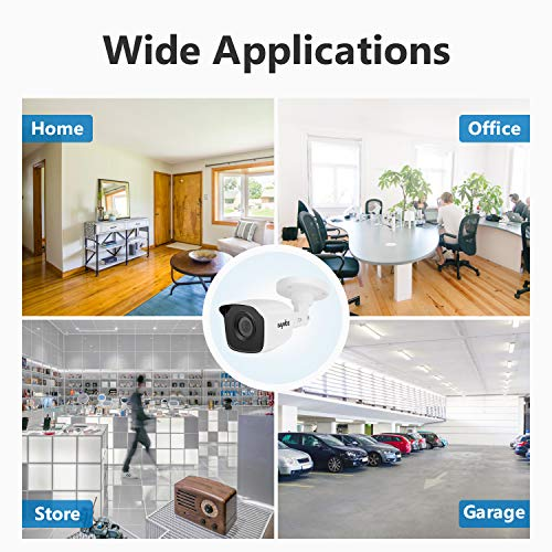 1080p Wired Home Security Outdoor Camera