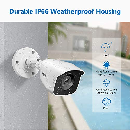 2 Camera 4 Channel 1080p Lite DVR Security System