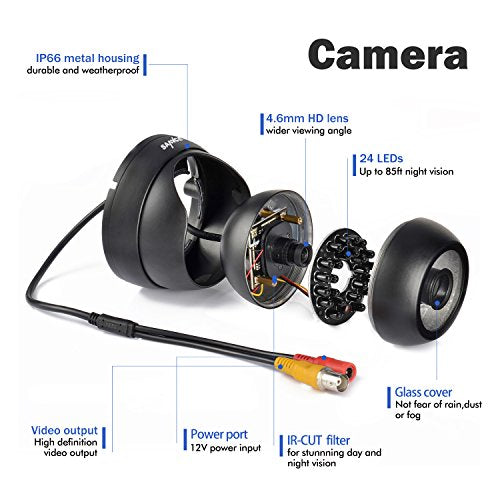 960H Dome Security Camera