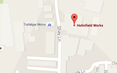 Click to see map of Holyfield Works site
