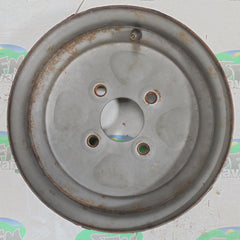Steel wheel; R10, 4 Stud