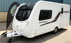 2012 Swift Challenger 480