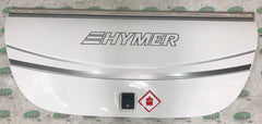 Hymer gas locker door