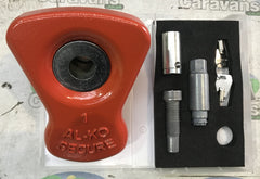 Alko Secure Wheel Lock No 1