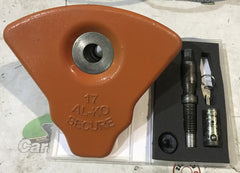 Alko Secure Wheel Lock No 17