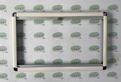 Duo Plisse Blind; 1180x620mm