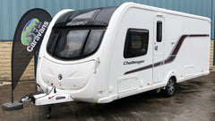2012 Swift Challenger 580
