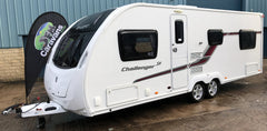 2014 Swift Challenger SE 625