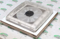 12v Omnivent rooflight / fan 400x400mm