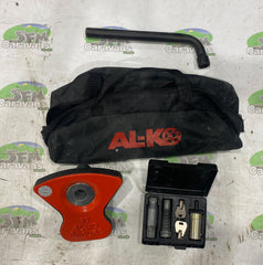 Alko Secure Wheel Lock No 39