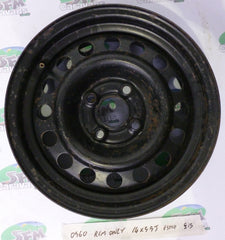 Steel wheel; R13, 4 Stud