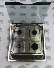 Thetford 170 Series 4 burner hob in stainless steel