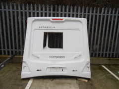 Compass Omega 2007 rear panel