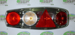 Hella Caraluna MK2 Chrome O/S/R light cluster