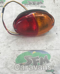 Hella O/S rear light - Indicator, Tail & Brake