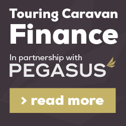 Get caravan finance from Pegasus