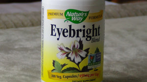 Natures Way Eyebright Herbal Capsules