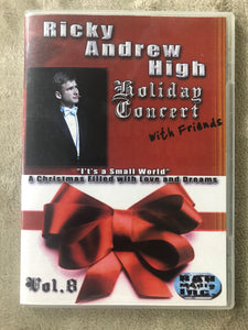 Ricky High Holiday Concert Volume 8