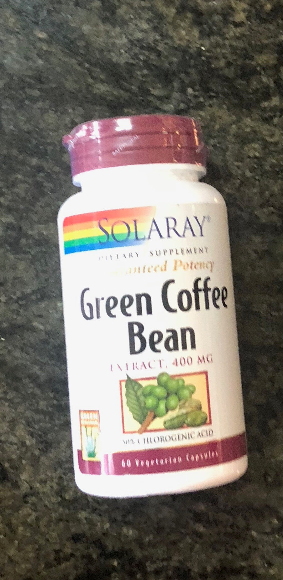 Solaray Green Coffee Bean Extract